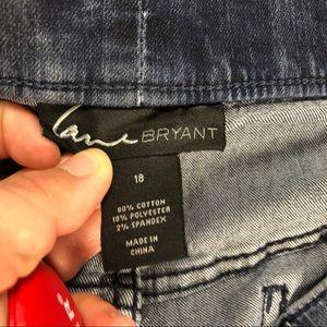 Lane Bryant Pants - Lane Bryant Capris Size 18
